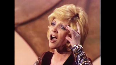 Séverine från Monaco vann Eurovisionen år 1971.