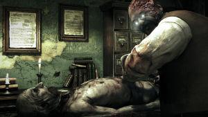 The Evil Within. I spelvärlden är mentalsjukhus skrämmande platser där det kryllar av varelser som berövats sin mänsklighet.