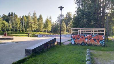 Grankulla skejtpark