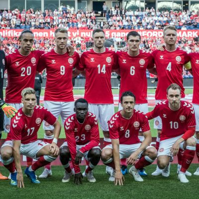 Tanskan jalkapallomaajoukkue