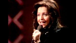 Vicky Leandros representerade Luxemburg i Eurovisionen år 1972.