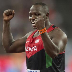 Julius Yego, kenyansk spjutstjärna