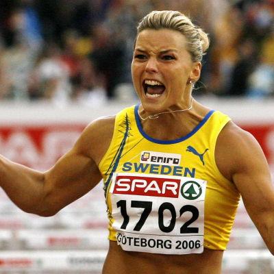 Susanna Kallur, EM 2006