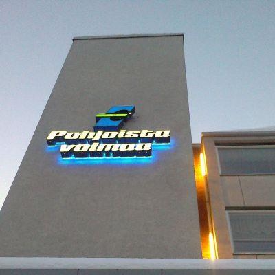 Pohjoista Voimaa on Oulun Energian brändi.