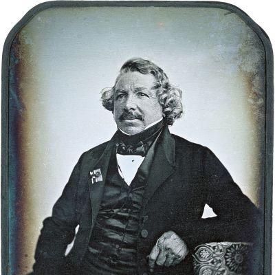 Louis Daguerre.