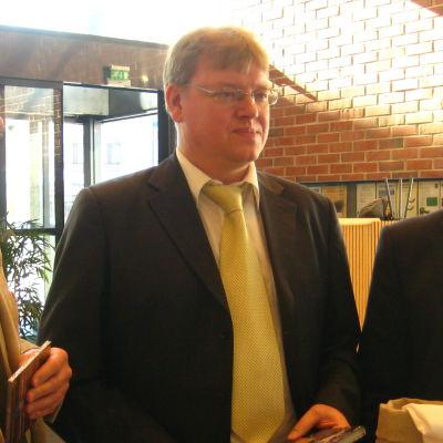 Simo Juva, Jussi Patinen och Jukka Mäkelä