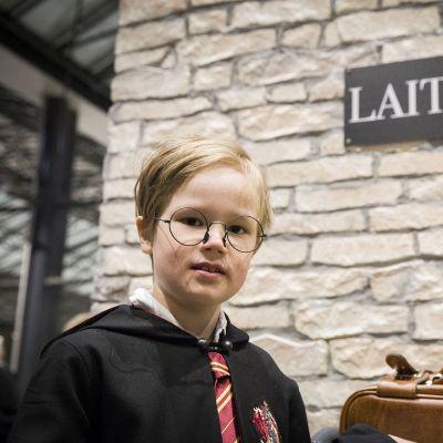 Harry Potter tapahtuma.