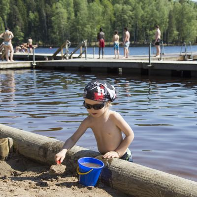 Vantaan Kuusijärvi.