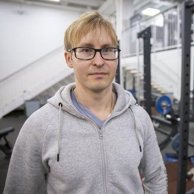 Jyväskylän yliopiston liikuntatieteiden tohtori Juha Hulmi.
