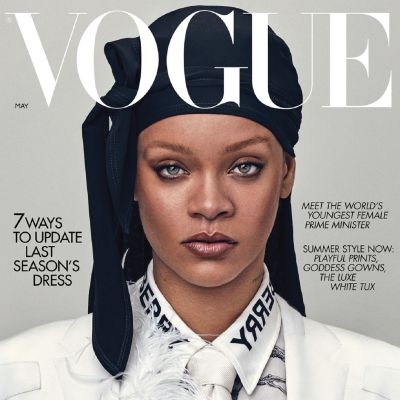 British Vogue, Rihanna, Sanna Marin