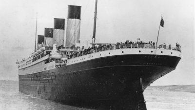 Tusentals fast pa grundstott fartyg