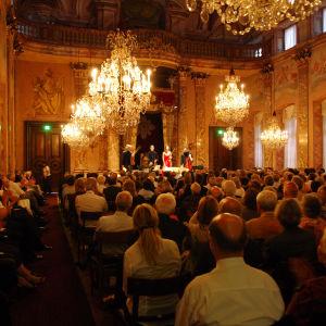 Ordenssaal, Residenzschloss Ludwigsburg