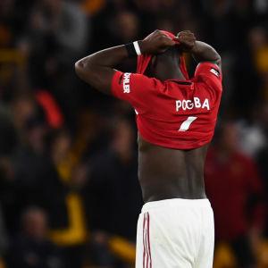Paul Pogba missade sin straff i den 68:e minuten.