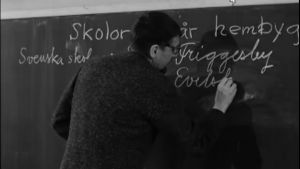 Lärare i Kyrkoby folkskola