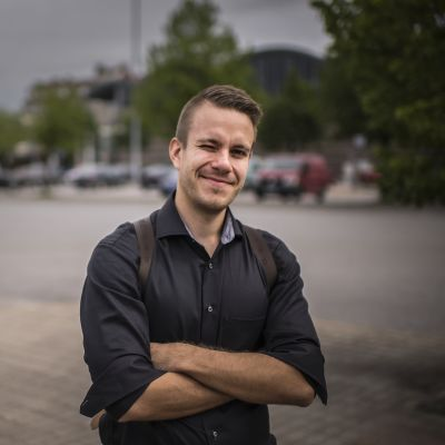 Ruuvi Innovations Oy:n toimitusjohtaja Lauri Jämsä.