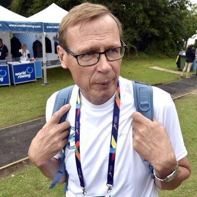 Pertti Karppinen soudun EM Glasgow 2018