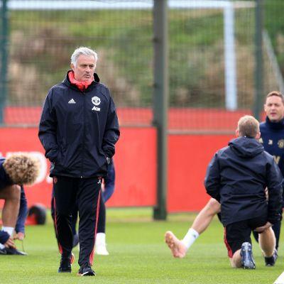 Jose Mourinho ei ole saanut Manchester Unitedin peliä kulkemaan odotetulla tavalla tällä kaudella.