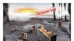 Fukushima rain