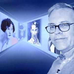 Elokuvaohjaaja, -historioitsija, kriitikko Peter von Bagh