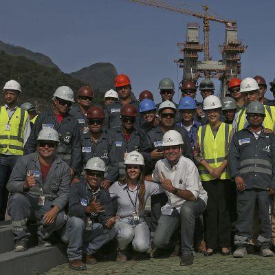 Rio de Janeiro Metro Dilma Rousseff korruptio olympialaiset