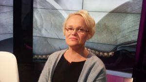 Mari Koli deltog i Obs debatt 6.11.2014