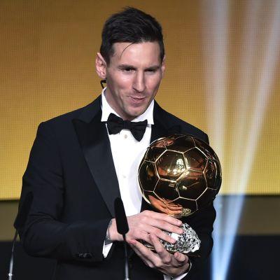 Messille Kultainen pallo