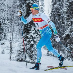 Matias Strandvall skidar, Ruka 2016.