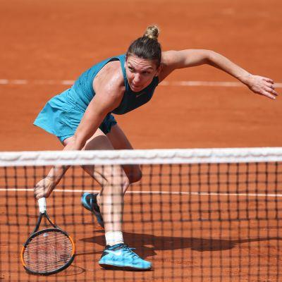 Simona Halep, Ranskan avoimissa 2018