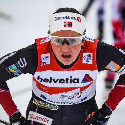 Ingvild Flugstad Östberg.