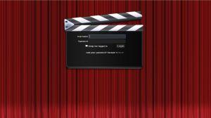 Skärmdump av inloggningssidan på fildelningssajten PassThePopcorn.