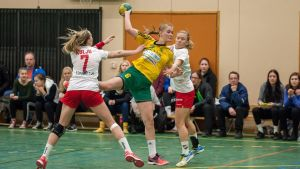 Ellen Voutilainen, Sjundeå IF.