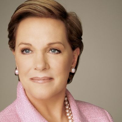 Porträtt av Julie Andrews