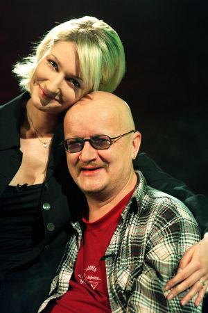 Maria Guzeninan vieraana tavattiin mm. Juice Leskinen.