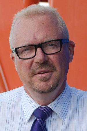 Porträtt av Ragnar Lundqvist.