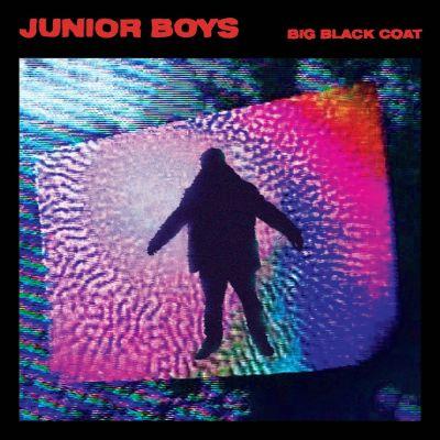 """Skivomslaget till Junior Boys """"Big black coat""""."""