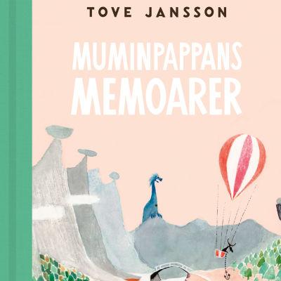 Bokpärm: Muminpappans memoarer,