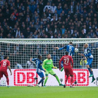 Hertha Berlin vs Köln 22.10.