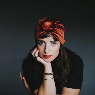 Nina Wähä ansikte.
