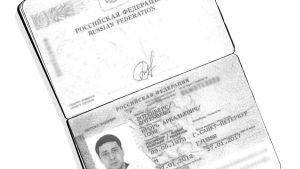 Kuvituskuva Igor Rotenbergin passista