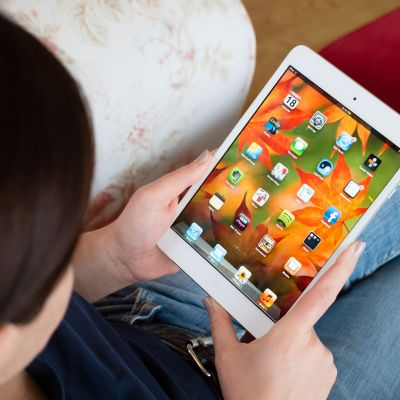 Ipad tabletti tietokone