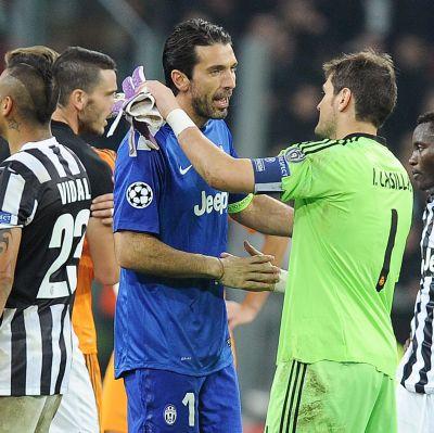 Buffon och Casillas - 00-talets bästa målvakter i världen?