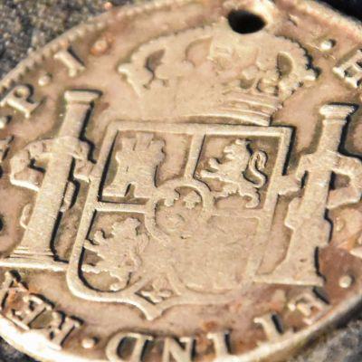 espanjalainen hopeakolikko