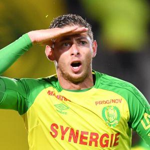 Emiliano Sala har under de senaste åren representerat Nantes.