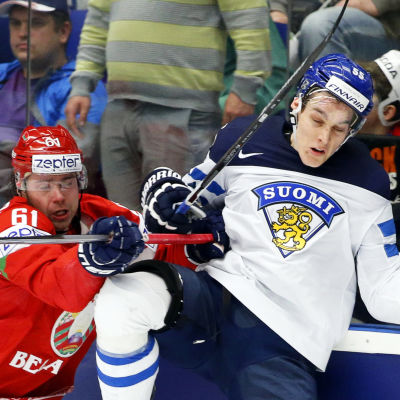 Atte Ohtamaa, Finland-Vitryssland, ishockey-VM 2015.