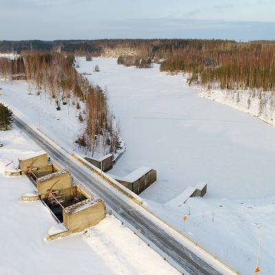 Järvilohelle kunnostettava tulvauoma