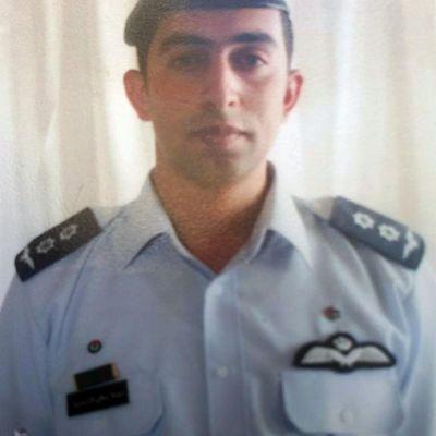 Mu'ath al-Kasasbeh, jordansk stridspilot dödad av IS
