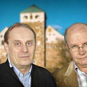 Jouko Vuolle ja Arto Teronen.