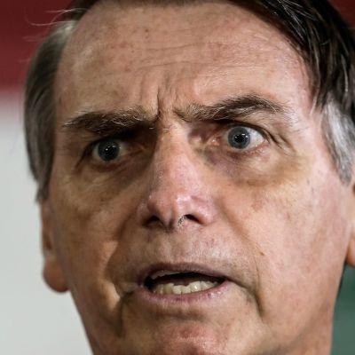 Jair Bolsonaro är känd för sina nedsättande, föraktfulla uttalanden om bland annat kvinnor och sexuella minoriteter