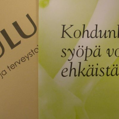 Oulun kaupunki kehottaa naisia terveystarkastuksiin.