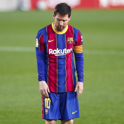 Lionel Messin maali ei tällä kertaa auttanut Barcelonaa